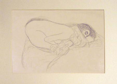 Litografía Klimt - Untitled III