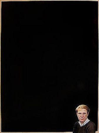 Litografía Goode - Untitled (Self Portrait)