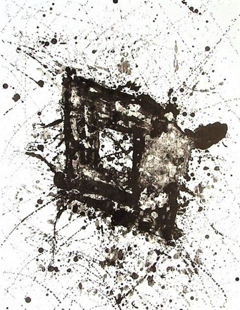 Litografía Francis - Untitled (SF-238)