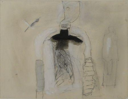 "Monotipo Falk - Untitled (""Stromboli"")"