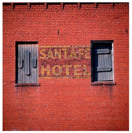 Fotografía Cottingham - Untitled VII (Santa Fe Hotel)