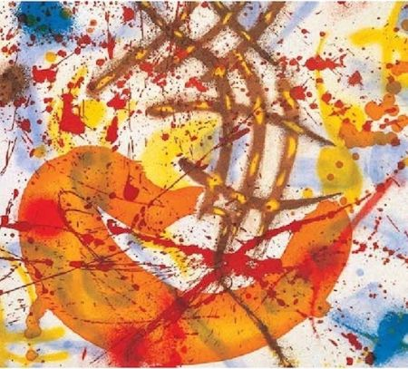 Aguafuerte Y Aguatinta Francis - Untitled Yelow