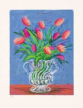 Libro Ilustrado Hockney - Untitles 346 in