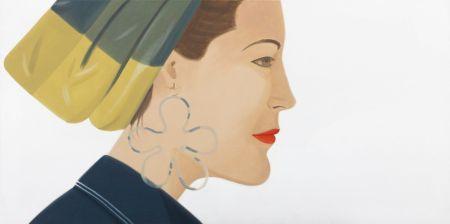 Grabado En Madera Katz - Ursula