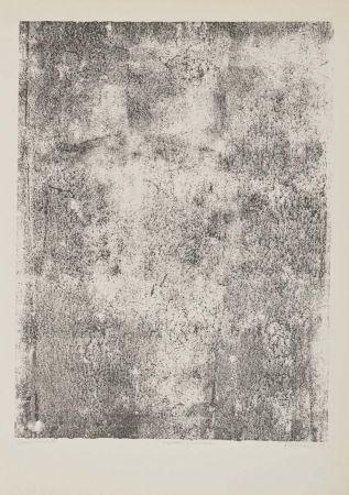 Litografía Dubuffet - Végétation primordiale