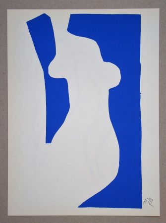 Litografía Matisse (After) - Vénus - 1952