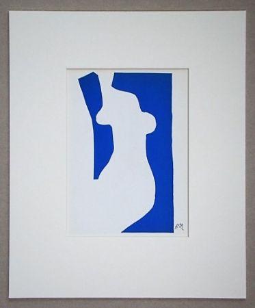 Litografía Matisse - Vénus - 1952