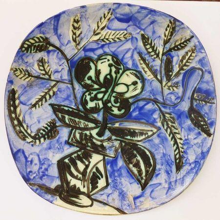 Cerámica Picasso - Vase au bouquet
