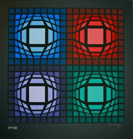 Sin Técnico Vasarely -  VEGA-ACTT