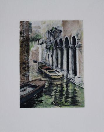 Aguafuerte Y Aguatinta Schibli - Venedig / Venice