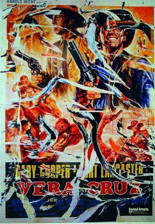 Serigrafía Rotella - Vera Cruz