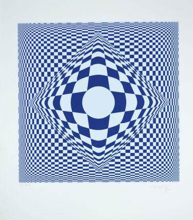 Múltiple Vasarely - Vertigo