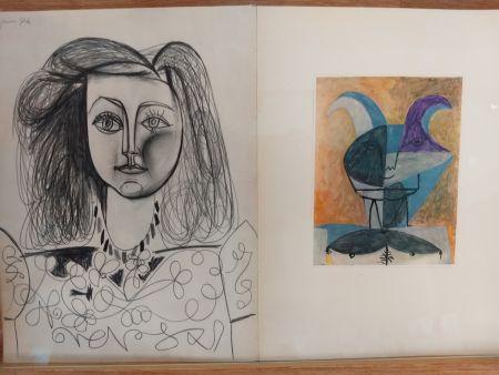 Libro Ilustrado Picasso - Verve 19 20