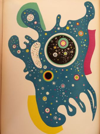 Libro Ilustrado Kandinsky - Verve 2