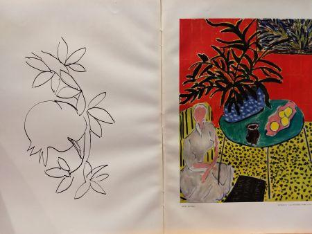 Libro Ilustrado Matisse - Verve 21 22