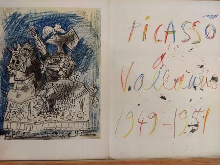 Libro Ilustrado Picasso - Verve 25 26