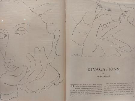 Libro Ilustrado Matisse - Verve no 1