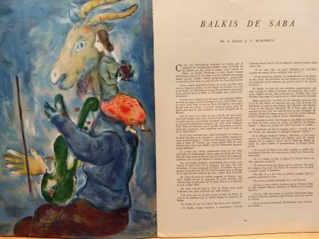 Libro Ilustrado Chagall (After) - Verve no 3