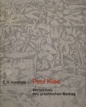 Libro Ilustrado Klee - Verzeichnis des graphischen Werkes von Paul Klee