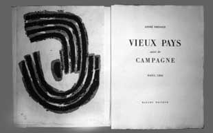 Libro Ilustrado Ubac - Vieux pays