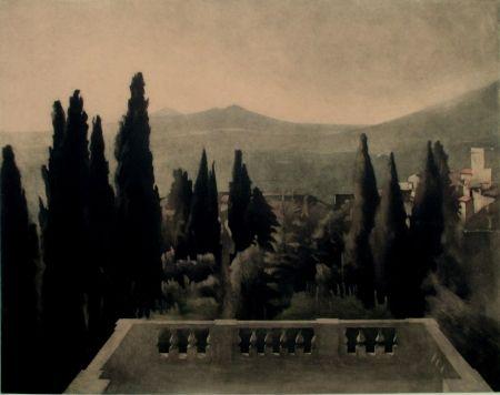 Manera Negra Ilsted - View From Villa D'este