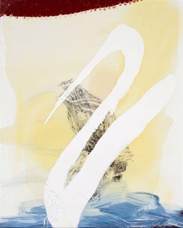 Serigrafía Schnabel - View of Dawn from the Tropics-Allen(cordial love)