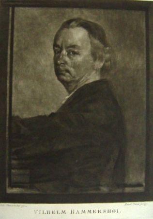 Manera Negra Ilsted - Vilhelm Hammershøi