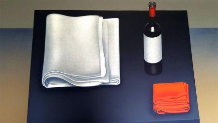 Litografía Rohner - Vin
