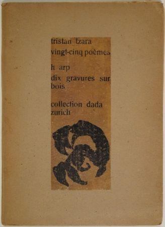 Libro Ilustrado Arp - Vingt-cinq poèmes