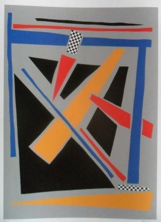 Serigrafía Jacobsen - Visions Sculpturales I