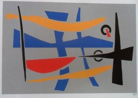 Serigrafía Jacobsen - Visions Sculpturales II