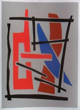 Serigrafía Jacobsen - Visions Sculpturales III