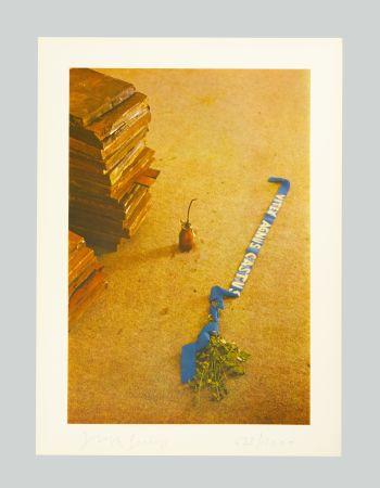Litografía Beuys - Vitex agnus castus