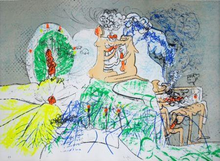 Litografía Matta - Vivunt in Venerem