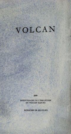 Libro Ilustrado Baltazar - Volcan
