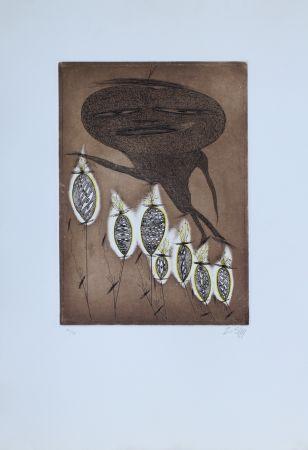 Aguafuerte Y Aguatinta Zush - Vorodo