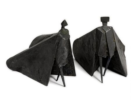 Múltiple Chadwick - Walking Cloaked Figures VII