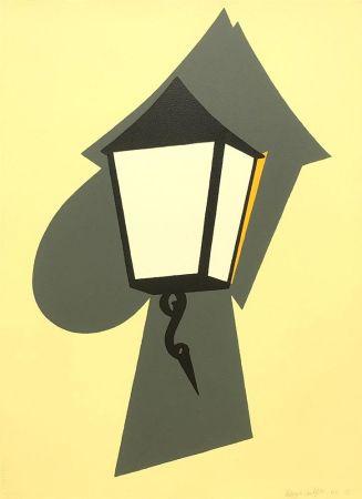 Serigrafía Caulfield - Wall Lamp