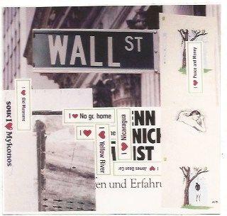 Litografía Kippenberger - Wall Street