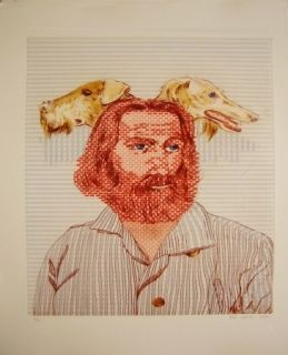 Aguafuerte Y Aguatinta Smith - Walt Whitman