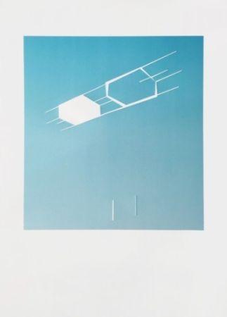 Litografía Caldas - Waltercio Caldas WC 56 8