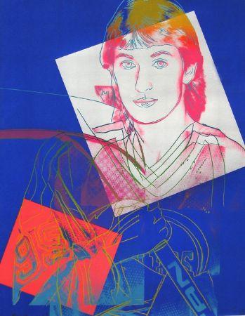 Serigrafía Warhol - Wayne Gretzky (FS II.306)
