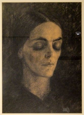 Sin Técnico Junghanns - Weiblicher Kopf (Mary Wigman)