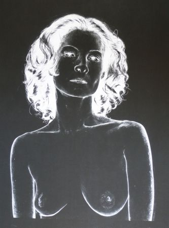 Litografía Rodriguez - White 4