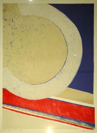 Litografía Raussmüller - Wide white Space