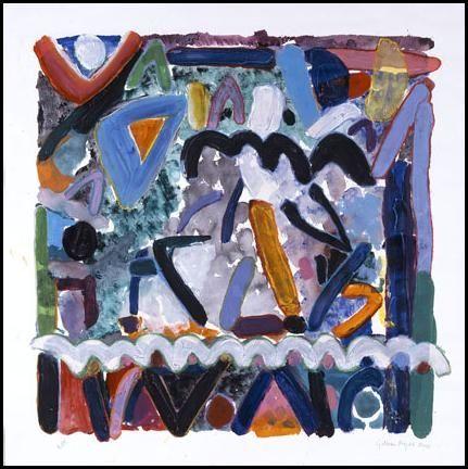 Grabado Ayres - Will Summers