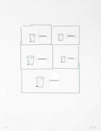 Litografía Caldas - Without title 2