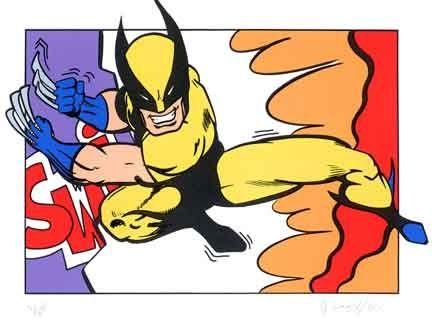 Serigrafía Matos - Wolverine