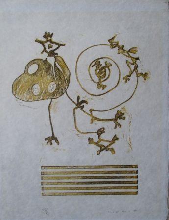 Litografía Ernst - Wunderhorn, XXIX
