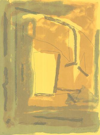 Litografía Ràfols Casamada - Xipre-3